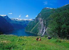 Norway, Geiranger