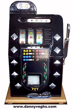Selling slot machines laws casino employmet