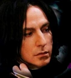 Slytherin Challenge Day 9 Favorite Picture of Snape