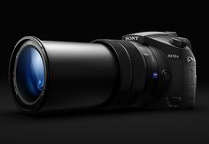 Sony today announced the RX10 III, a compact camera with a powerful 24-600mm f/2.4-4.0 equivalent zoom lens. The 25x super-telephoto zoom lens sits in fron