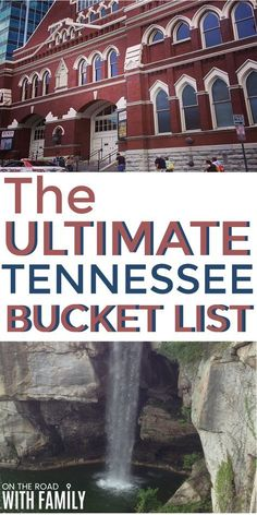 More Than 15 Things To Do On Your Tennessee Vacation Places To See cosas que hacer en sus vacaciones en tennessee lugares para ver dinge, die sie in ihrem urlaub in tennessee unternehmen können cose da fare sul tennessee luoghi di vacanza da vedere Cool Places To Visit, Places To Travel, Travel Things, Visit Tennessee, Nashville Tennessee, Tennessee Vacation Kids, Tennessee Camping, Lookout Mountain Tennessee, Mississippi River Delta