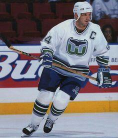 Brendan Shanahan | Hartford Whalers | NHL | Hockey