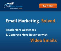Try FREE email Marketing within 30 days http://www.getresponse.com?a=-CJ=10920628