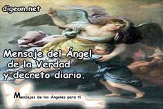 Mensaje del ÁNGEL DE LA VERDAD Y DECRETO DIARIO + DECRETO PARA PROSPERIDAD Y…