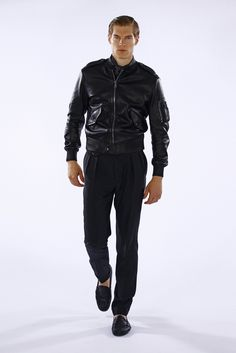 Ralph Lauren Spring 2016 Menswear Fashion Show