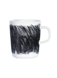 We have these! <3 Marimekko Weather Diary Collection: Oiva mug