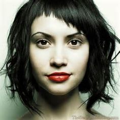 ... great and unique ,then go for this bob with asymmetrical bangs