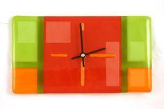 Glass Clocks :: Sheri Klein Glass Art