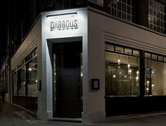 The food at Dabbous is inventive and modern, light and clean