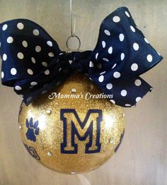 personalized ornament for your cheer team, cheer squad, band, student