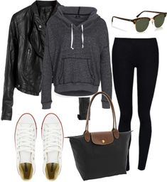 """for a long flight :)"" by oliviaquan22 ❤ liked on Polyvore"
