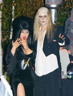 Fergie and Josh Duhamel   48 Halloween Costumes Celebrities Wore This Weekend