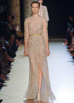 Elie Saab Haute Couture Autunno Inverno 2012-2013 --08