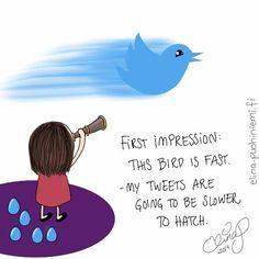 @elinapuohiniemi - Find me Tweeting!