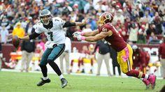 Eagles-Redskins 2015: Game Predictions