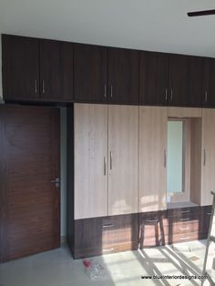 Bedroom wardrobes are essential articles of article of piece of furniture and are used for storing things in homes. Wardrobe Laminate Design, Wall Wardrobe Design, Wardrobe Interior Design, Wardrobe Door Designs, Wardrobe Furniture, Door Design Interior, Bedroom Wardrobe, Bedroom False Ceiling Design, Bedroom Closet Design