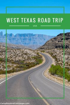 This West Texas road trip itinerary hits the highlights of the region - including Big Bend National Park, Terlingua, Marfa, Ft Davis and Alpine. Texas Roadtrip, Texas Travel, Road Trip Usa, New Travel, Travel Usa, Family Travel, Texas National Parks, West Texas, Texas Usa