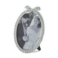 Show details for Beautiful Bow Photo Frame 5x7
