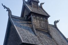 Hopperstad Stave Church, Norway: Stave Churches Are All Wood, Dragons, and Beauty | Atlas Obscura