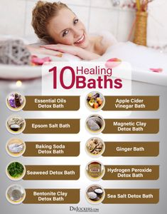 10 Healing Bath Recipes Unwinding in a soothing bath can help you put stressors aside and concentrate on your own … Detox Bath Recipe, Bath Detox, Detox Tips, Detox Recipes, Apple Cider Vinegar Bath, Natural Body Detox, Lymphatic System, Holistic Nutrition, Skin Care Treatments