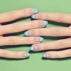 50 Negative Space Nail Ideas to Copy Right Now