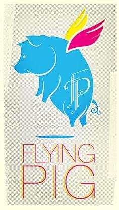"""The """"Flying Pig""""... by: D4V1DL30N"""