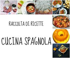 RICETTE DI CUCINA SPAGNOLA