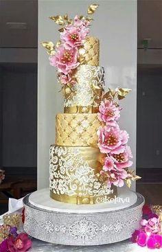 Luxuriöse Torte