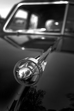 Vintage Hood Ornament by brandonjpro.com, via Flickr.Re-pin brought to you by agents of #carinsurance at #houseofinsurance in Eugene, Oregon