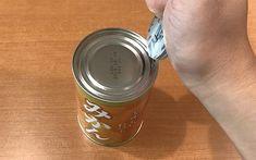 警視庁が勧める、缶切りがない時に缶詰を開ける方法! 実際にやってみると? – grape [グレイプ]