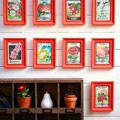 Cute idea for a gardening shed