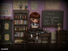 Les poupées de Krystal: La rentrée pour Prunille