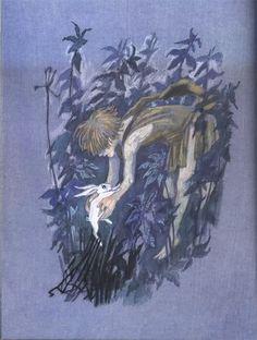 Ника Гольц: новые версии иллюстраций к Уайльду. — Дневник Наши бараны, или Языком искусства