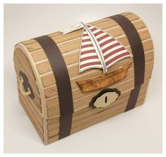 My Time, My Creations, My Stampendence - treasure chest