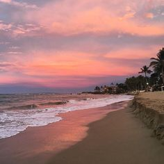 Cotton candy sunsets on an ever changing Kite Beach! Yoga Retreat, Dominican Republic, Kite, Cotton Candy, Sunsets, Lifestyle, Beach, Outdoor, Instagram