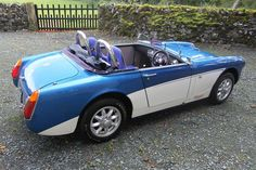 Used 1967 MG Midget for sale in Clitheroe from Blue Butts Chequered Flag.