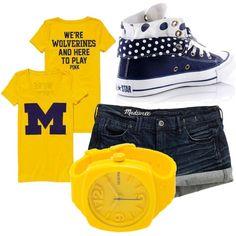 Great Michigan summer wear