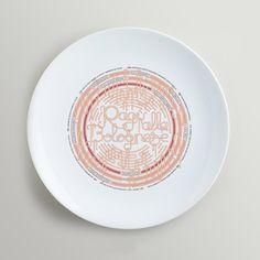 2 Bolognese, Decorative Plates, Organization, Tableware, Type, Mesas, Illustrators, Dishes, Paintings