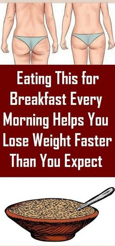 Eating This for Breakfast Every Morning Helps You Lose Weight Faster Than You Ex. Eating This for Breakfast Every Morning Helps You Lose . Weight Loss Help, Diet Plans To Lose Weight, How To Lose Weight Fast, Loose Weight, Losing Weight, Fitness Motivation, Fitness Tips, Medical Journals, Reduce Cholesterol