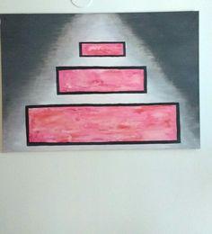 Polku,  70*100cm oil to canvas