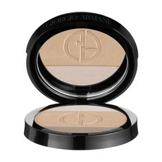 PEARL:  Giorgio Armani Eye Palette Madreperla Holiday 2011 in Beige Pearl, Metallic Gold and Light Green Pearl