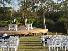 A Beautiful Setup In The Rose Hill Nc Vineyards At Duplin Winery Plan Your Wedding Today My Second Chance Pinterest Weddings And