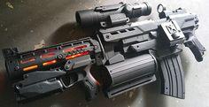 18 Best Nerf Guns Mods | Walyou