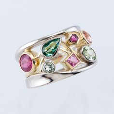 Fairbank Perry Goldsmiths is a fine jewelry design studio and gallery. We specialize in rings, engagement and wedding ensembles, and custom design projects for all occasions. Star Sapphire Ring, Saphire Ring, Rutilated Quartz Ring, Purple Sapphire, Ring Designs, Fine Jewelry, Jewelry Box, Jewelery, Bracelets