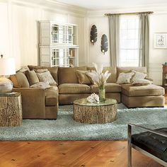 Shop Living Room Furniture Sets From Arhaus. Create A Customized Look With  Our Luxurious Sofa, Chairs, Recliners, Coffee Tables, And More.