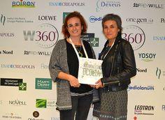 Las Hermanas Tomás, Yolanda y Nuria Co-Creadoras de Toc de Groc presentaron su primer Libro en el marco de nuestro Congreso