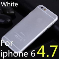 phone cases for iphone 6 6s 4.7 inch fundas for iphone6 i phone6 s plus 5.5 hard back cover matte transparent pc luxury