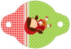 Red Riding Hood Party, Ideas Para Fiestas, Baby Prints, Little Red, Diy And Crafts, Halloween Costumes, Printables, Kids Rugs, Birthday