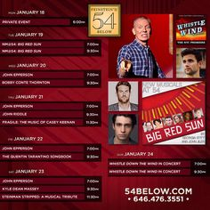View calendar of upcoming artists and buy tickets. Harvard Yale, New York Film Academy, Weekly Schedule, Upcoming Artists, Red Sun, Buy Tickets, Night Life, Musicals, Singing