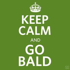 IT'S MARCH! Register now to be a #StBaldricks shavee and help kids with cancer! #KeepCalmGoBald